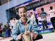 Badminton: une Vietnamienne remporte un tournoi international au Népal