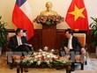Le ministre chilien des AE apprécie le thème du FEM ASEAN 2018