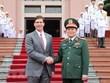 Le Vietnam et les Etats-Unis intensifient leur coopération dans la défense