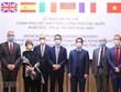 L'assistance du Vietnam, un bon geste dans le contexte de la pandémie de COVID-19