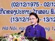 Une cérémonie solennelle en l'honneur de la Fête nationale du Laos
