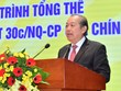 La Banque d'Etat doit continuer à accélérer les réformes administratives, selon un vice-PM