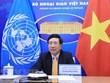 Le Vietnam soutient l'accès équitable aux vaccins anti-COVID-19