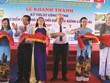 Le canal Câu Ngoi, dernier projet financé par des APD belges à Ninh Thuân