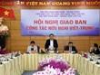 Valoriser le rôle de passerelle de la coopération Vietnam-Chine en tous domaines