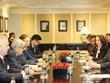 Renforcement de la coopération entre le Parti communiste du Vietnam et le Parti communiste français