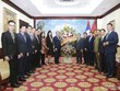 Les relations d'amitié Vietnam-Laos ne cessent de se développer