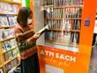 Le premier ATM de livres à Hanoï