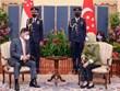 Singapour et le Vietnam renforcent leur coopération