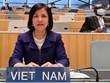 Le Vietnam à l'examen de la politique commerciale de la Thaïlande à l'OMC