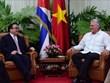 Le Vietnam et Cuba resserrent leurs liens d'amitié traditionnels