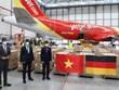 COVID-19 : Dons d'amis et de la diaspora en Allemagne en faveur du Vietnam