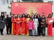 Des Vietnamiens en Ukraine et en Pologne célèbrent la fête des rois fondateurs Hùng