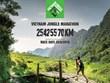 Le Vietnam Jungle Marathon 2019 à Pu Luong