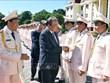 Le PM Nguyen Xuan Phuc travaille avec la police de Dak Nong
