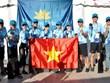 Vietnam Airlines participe à la course internationale des bateaux-dragons de Shanghai