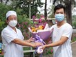 Dong Nai: le premier patient de COVID-19 est sorti de l'hôpital