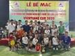 Clôture du 7e tournoi de football des jeunes vietnamiens au Laos