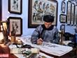 Les estampes de Dong Ho, un symbole de la culture traditionnelle