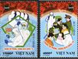 Émission de timbres sur le thème «Unir les forces dans la lutte contre le COVID-19»