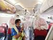 COVID-19: Vietjet transportera des passagers bloqués à Da Nang vers Hanoï et HCM-Ville