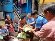 Aide d'urgence aux personnes d'origine vietnamienne touchées par des inondations au Cambodge