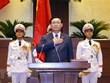 Félicitations de Cuba au président de l'AN Vuong Dinh Hue