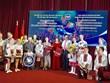 Échange d'amitié à Hanoï en l'honneur de la Fête nationale de la Biélorussie