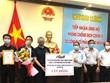 COVID-19 : Un groupe thaïlandais octroie un milliard de dongs à Ben Tre