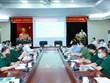 Conférence virtuelle sur la délimitation et le bornage de la frontière terrestre Vietnam-Cambodge