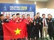 SEA Games 30: une médaille d'or historique pour le tennis de table vietnamien