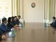 Une délégation du PCV en visite de travail en Azerbaïdjan