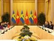 Vietnam et Suède cherchent à promouvoir leur coopération multiforme