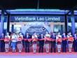 VietinBank inaugure son siège à Vientiane au Laos