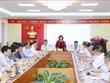 Rencontre de chefs des représentations vietnamiennes à l'étranger pour le mandat 2020-2023