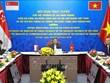 Le Vietnam et Singapour discutent de leur coopération en matière de cybersécurité