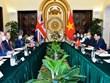 Le Vietnam et le Royaume-Uni renforcent leur partenariat stratégique