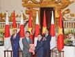 Vinh Phuc octroie un certificat d'investissement à la SARL Toto Vietnam