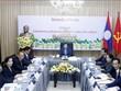 Les résultats du 11e Congrès national du Parti révolutionnaire populaire du Laos communiqués au Viet
