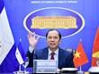 La première consultation politique Vietnam- Nicaragua