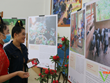 L'élevage vietnamien de points de vue artistique et des agriculteurs