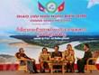 Un échange d'amitié frontalière Vietnam-Cambodge