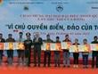 Remise de 16.000 drapeaux aux pêcheurs de la province de Phu Yen