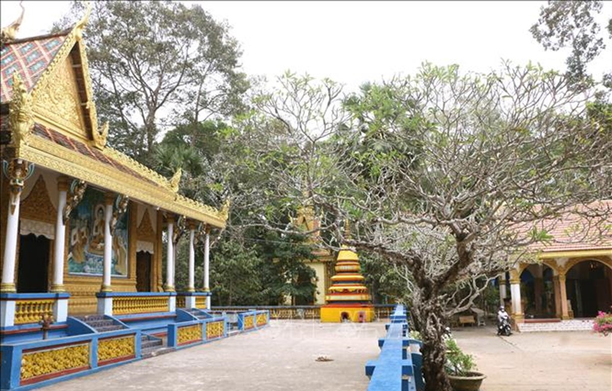 La communauté khmère célèbre sa  fête de  Chol Chnam Thmay à la maison