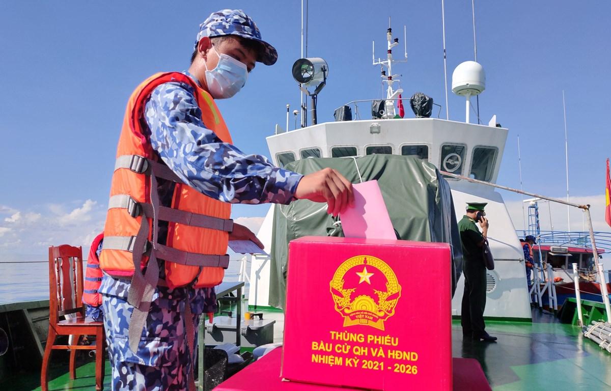 Succès des élections législatives: force de l'estime du peuple vietnamien