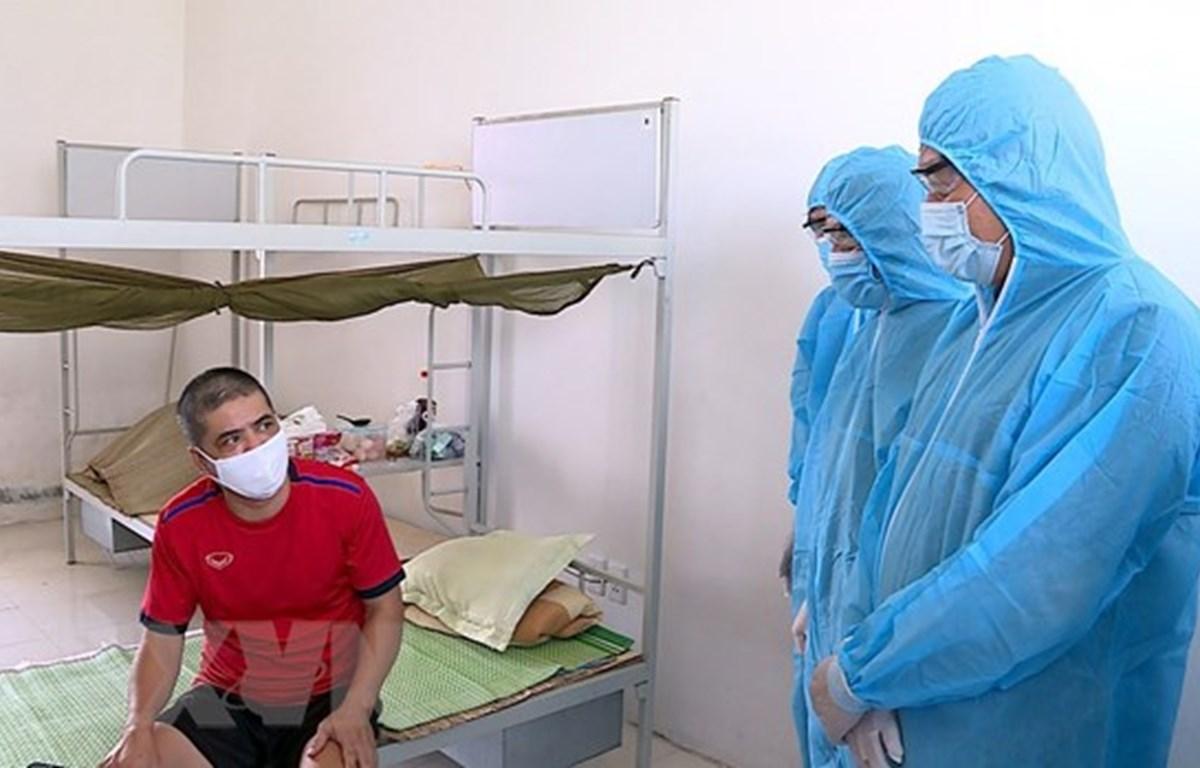 Cinq personnes supplémentaires diagnostiquées avec le COVID-19 au Vietnam