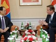 ASEAN et Royaume-Uni renforcent leur coopération