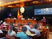 HCM-Ville : clôture de la 18e session du Conseil populaire minicipal