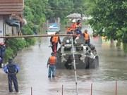 Crues: sympathie du Premier ministre laotien