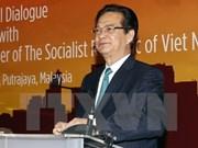 Le PM rend visite à l'Ambassade du Vietnam en Malaisie